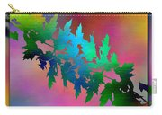 Branches In The Mist 18 Carry-all Pouch