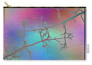 Branches In The Mist 60 Carry-all Pouch