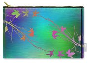 Branches In The Mist 64 Carry-all Pouch