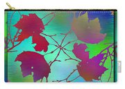 Branches In The Mist 72 Carry-all Pouch