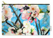 Branches Of Almond Tree Carry-all Pouch