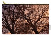 Branching Out At Sunset Carry-all Pouch