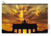 Brandenburg Gate Brandenburger Tor Berlin Germany Carry-all Pouch