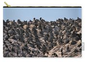 Brandts Cormorant Colony Carry-all Pouch