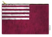 Brandywine Flag Carry-all Pouch by World Art Prints And Designs