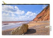 Branscombe Beach - Impressions Carry-all Pouch
