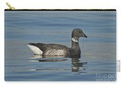 Brant Feeding On Eel Grass Carry-all Pouch