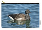 Brant On Calm Water Carry-all Pouch