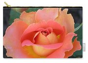 Brass Band Rose Carry-all Pouch