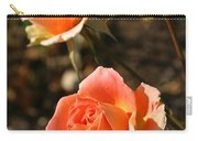 Brass Band Roses In Autumn Carry-all Pouch