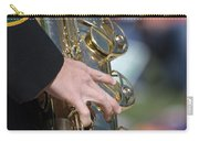 Brass Musical Instrument 01 Carry-all Pouch
