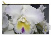 Brassocattleya Orchid 5292 Carry-all Pouch