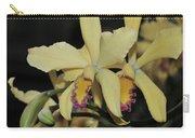Brassolaeliocattleya Grodsky's Gold Carry-all Pouch