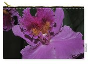 Brassolaeliocattleya Norman's Bay  Hercules Carry-all Pouch