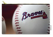Braves Baseball Carry-all Pouch