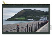 Bray Seafront, Ireland Carry-all Pouch