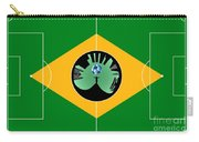 Brazilian Football Field Carry-all Pouch