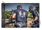 Breaching With Baton Rouge Swat Carry-all Pouch