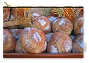 Bread At A French Market Carry-all Pouch