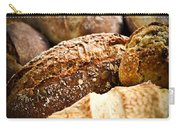 Bread Loaves Carry-all Pouch by Elena Elisseeva