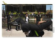 Break Dancer  Columbus Circle Carry-all Pouch