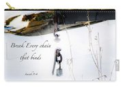 Break Every Chain Carry-all Pouch