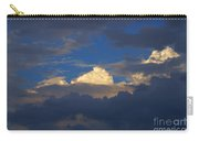 Break In The Clouds Carry-all Pouch