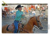 Breakaway Roping Gal Carry-all Pouch