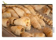 Breakfast Croissant Carry-all Pouch