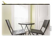 Breakfast Nook In Rustic House Carry-all Pouch by Elena Elisseeva