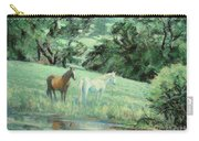 Breathing In Strength Unsaddled Carry-all Pouch