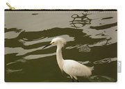 Breeding Egret Carry-all Pouch