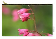 Breezy Coral Bells  Carry-all Pouch