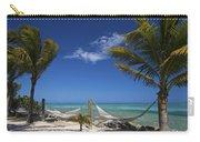 Breezy Island Life Carry-all Pouch by Adam Romanowicz