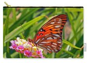 Brenda's Butterfly Carry-all Pouch