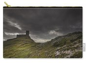 Brentor Church Dartmoor Devon Uk Carry-all Pouch