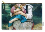 Breton Brother And Sister Carry-all Pouch