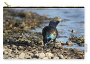 Brewer's Blackbird Carry-all Pouch
