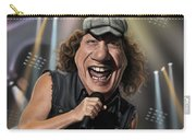 Brian Johnson Carry-all Pouch
