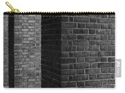 Brick Columns Abstract Carry-all Pouch