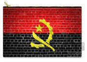 Brick Wall Angola Carry-all Pouch