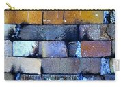 Brick Wall Of A Pottery Kiln Carry-all Pouch
