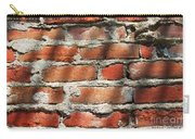 Brick Wall Shadows Carry-all Pouch