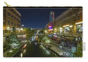 Bricktown Canal Vertical Carry-all Pouch