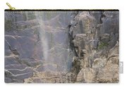 Bridal Veil Blowing In The Wind Carry-all Pouch