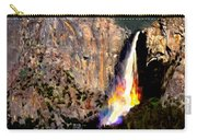 Bridalvail Falls Yosemite National Park Carry-all Pouch