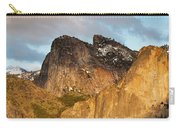 Bridalveil Falls And Full Moon Carry-all Pouch