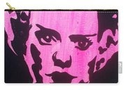 Bride Of Frankenstein Pink Carry-all Pouch