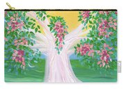 Bride's Tree Pink Carry-all Pouch