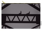 Bridge Abstract Carry-all Pouch